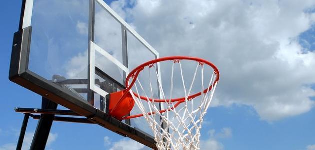 ارتفاع سلة كرة السلة
