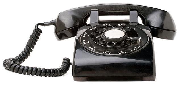 كيف يعمل الهاتف