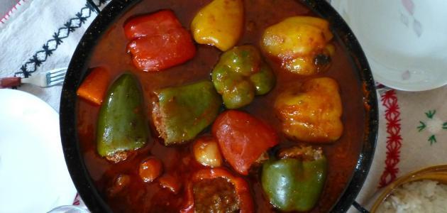 أطباق جزائرية عصرية