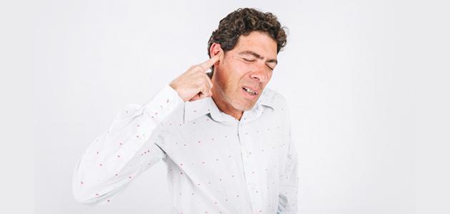 حل سريع لألم الأذن