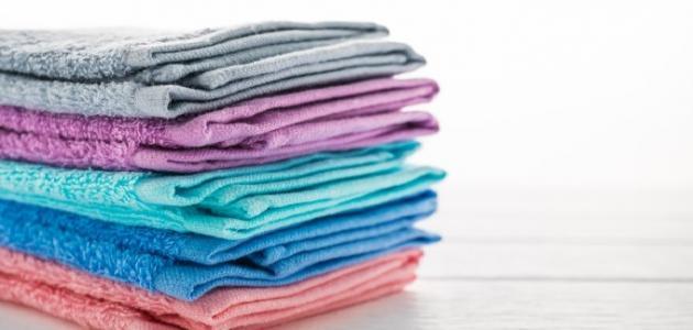 التخلص من رائحة الملابس بعد الغسيل