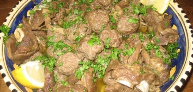 أطباق وهرانية رمضانية
