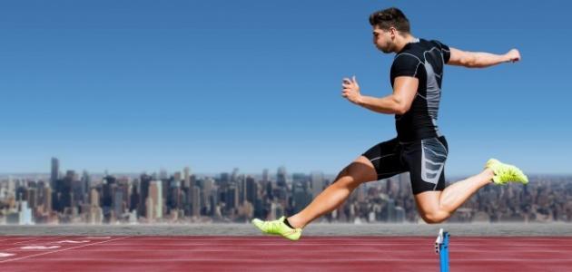 بحث عن فوائد ممارسة الرياضة