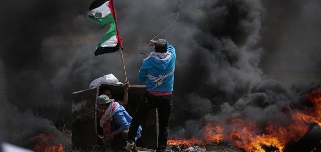 أشعار محمود درويش عن فلسطين