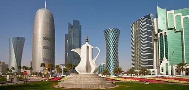 كم عدد سكان قطر