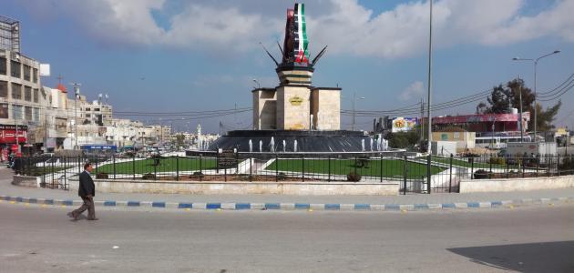 ثاني أكبر مدينة في الأردن