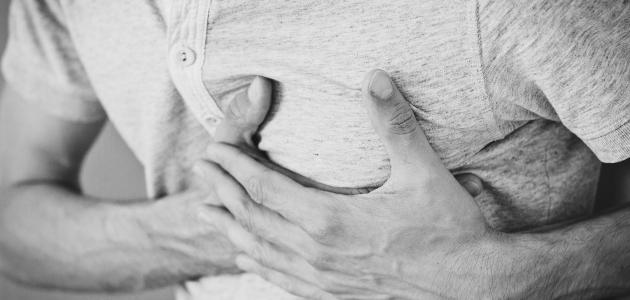 أنواع الذبحة الصدرية