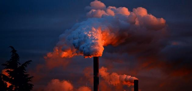 آثار تلوث الهواء