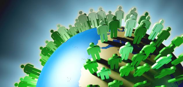 ترتيب عدد سكان العالم