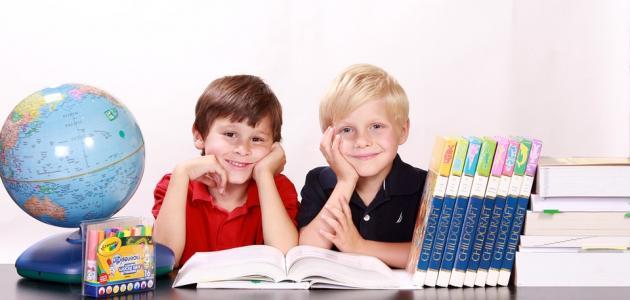 أهمية التعليم للأطفال