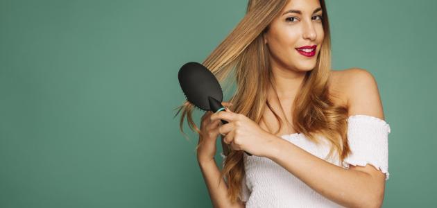 القضاء على تساقط الشعر نهائياً