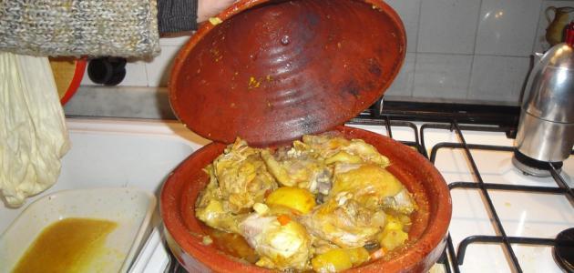 أكل مغربي