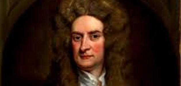 إنجازات نيوتن