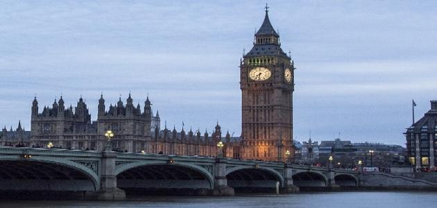 أكبر مدينة في بريطانيا