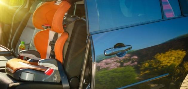 أهمية كرسي الأطفال في السيارة