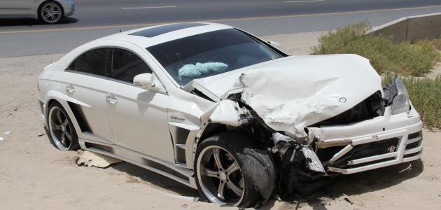 أحكام حوادث السيارات