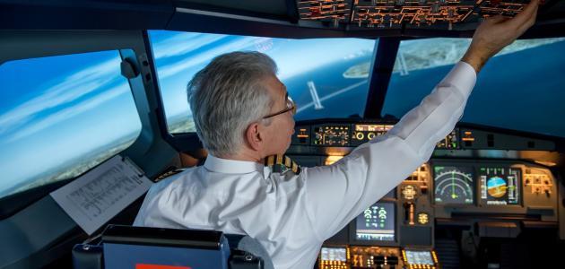 كيف تصبح طياراً