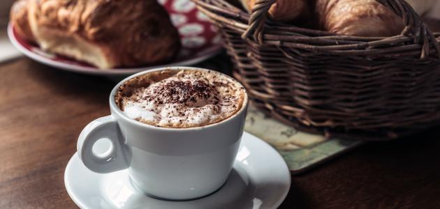 اسم قهوة إيطالية