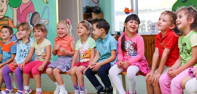 أهمية الروضة في بناء شخصية الطفل