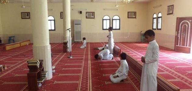 ما حكم تحية المسجد