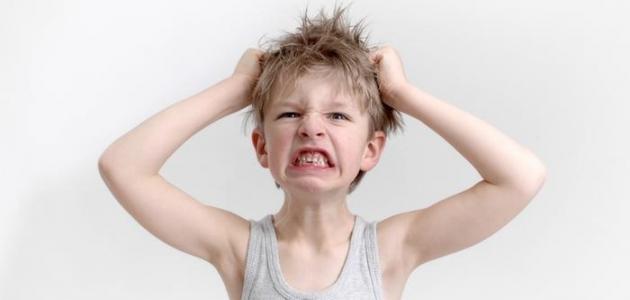 كيفية معالجة العصبية عند الاطفال
