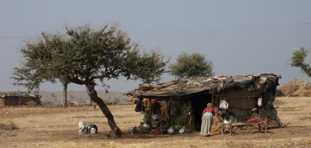 بحث عن الفقر