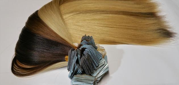 أضرار وصلات الشعر الدائمة