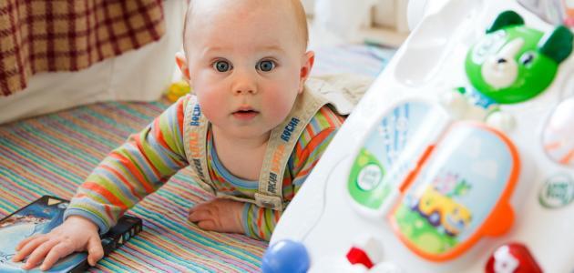 ارتفاع الخصية عند الأطفال
