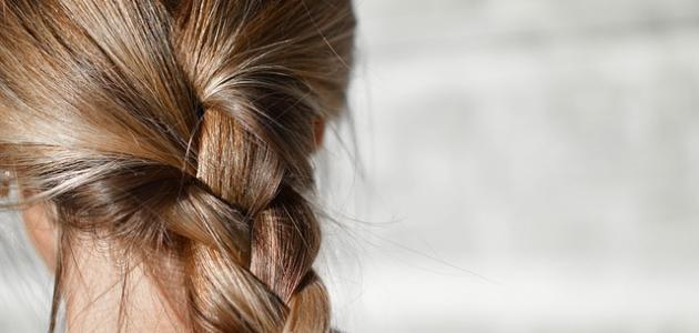 أنواع الشعر للنساء