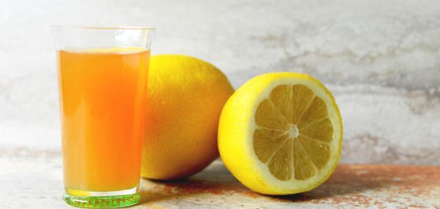 أضرار شرب خل التفاح مع الليمون
