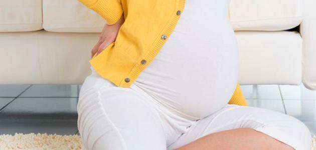 ما تشعر به الحامل