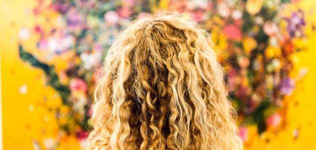 أجمل وصفة لتنعيم الشعر الخشن