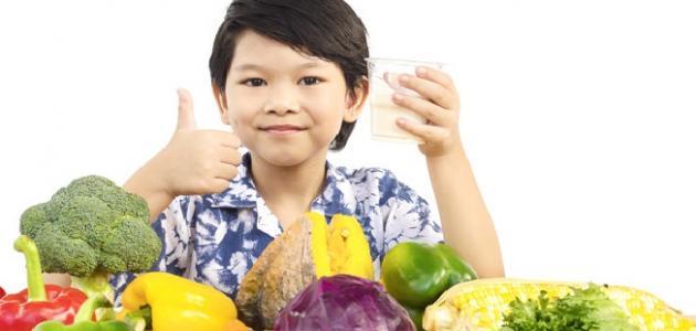 أطعمة تزيد ذكاء الطفل