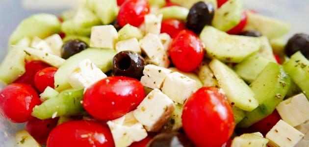 أطباق يونانية