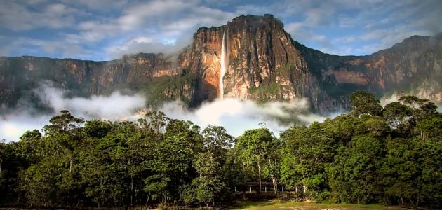أكبر الشلالات في العالم