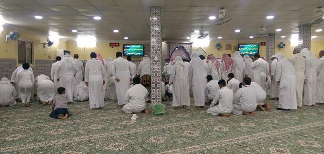 أحكام المسبوق في الصلاة