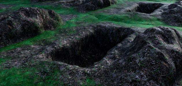 بماذا يشعر الميت في قبره