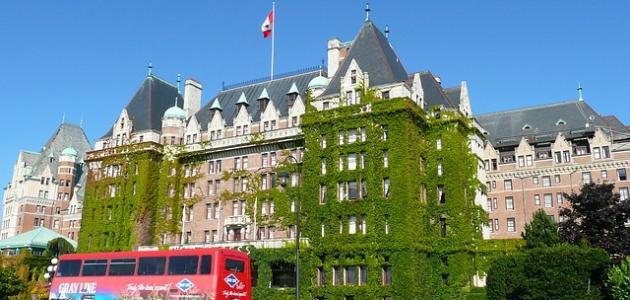 السياحة إلى كندا