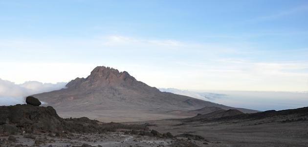 أكبر جبل في أفريقيا