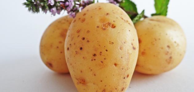 فوائد البطاطا للبشرة