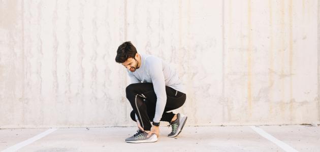 أعراض التهاب وتر القدم
