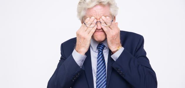 أعراض التهاب قزحية العين