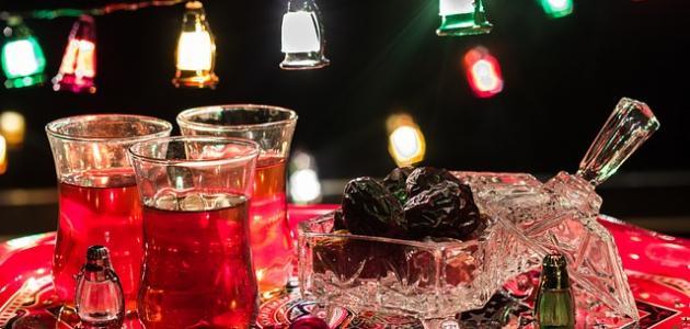 أفكار زينة رمضان