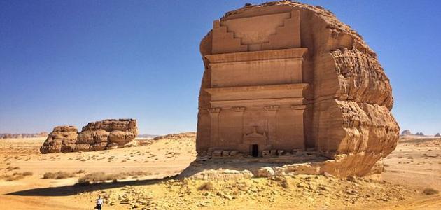 آثار تاريخية في السعودية