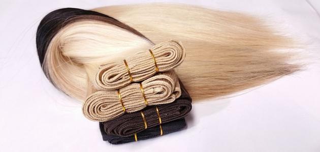 الفرق بين وصلات الشعر الطبيعي والصناعي