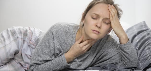 أعراض التهاب لسان المزمار