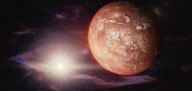 اسم قمر كوكب المريخ