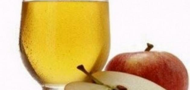 كيفية تحضير عصير التفاح