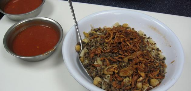 تحضير أكلات رمضانية مصرية