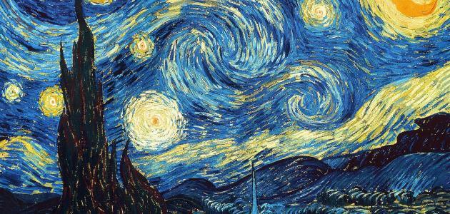 أهم اللوحات الفنية في العالم